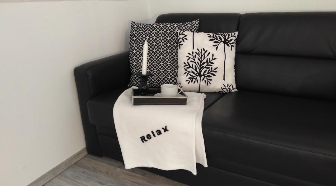 Deko-Decken und Deko-Handtücher