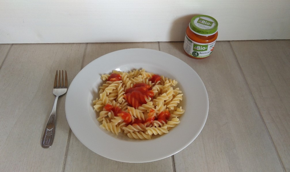 Tomatensoße für Kleinkinder
