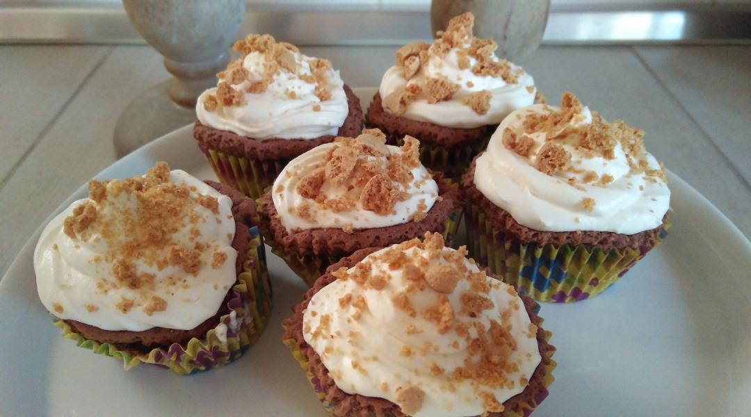 Cupcakes ohne Mehl